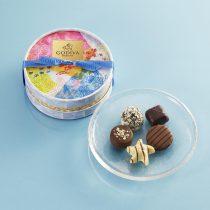 コレクションソレイユセレクション 丸いチョコレート箱5粒入り・2,700円