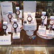 CASIO SHEEN!!