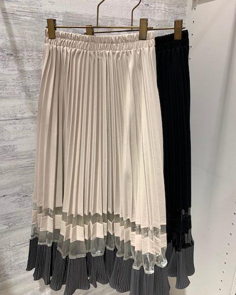 MICALLEMICALLEプリーツスカート