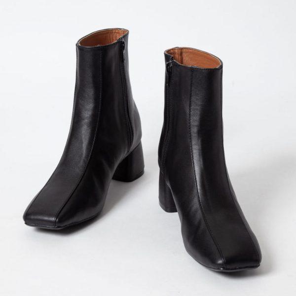 SMIRNASLI  Gem.   Square Toe Boots