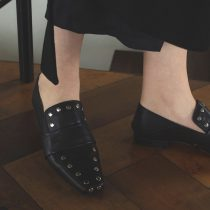 SMIRNASLI Gem. Loafers Baboush