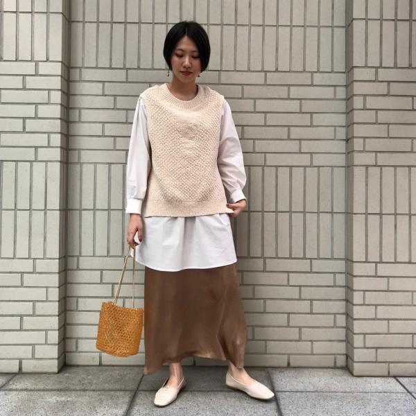 トレンドトップス&スカートコーデ★