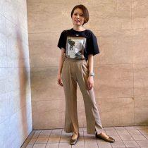 adidas photo Tシャツ☆