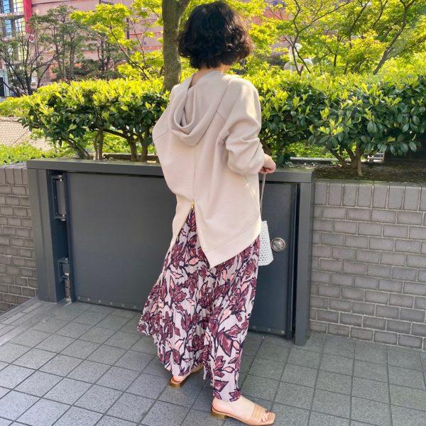 おすすめ♡ボタニカルプリーツスカート
