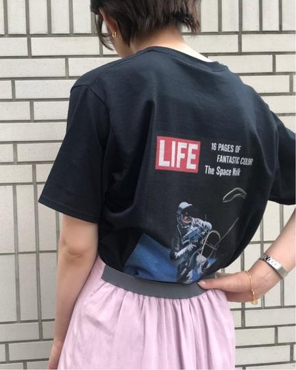 コラボ商品★【LIFE×LE'MAGE】Universe Tシャツ