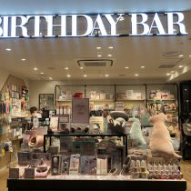 BIRTHDAYBARです⭐︎