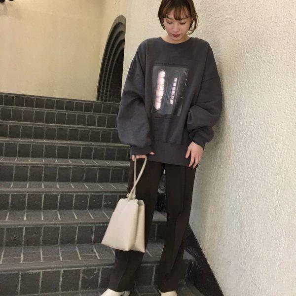 ネオンプリントが可愛いスウェット♡再入荷!!