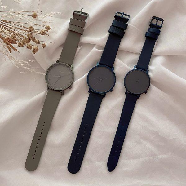 ワントーンの時計🔵KOMONO