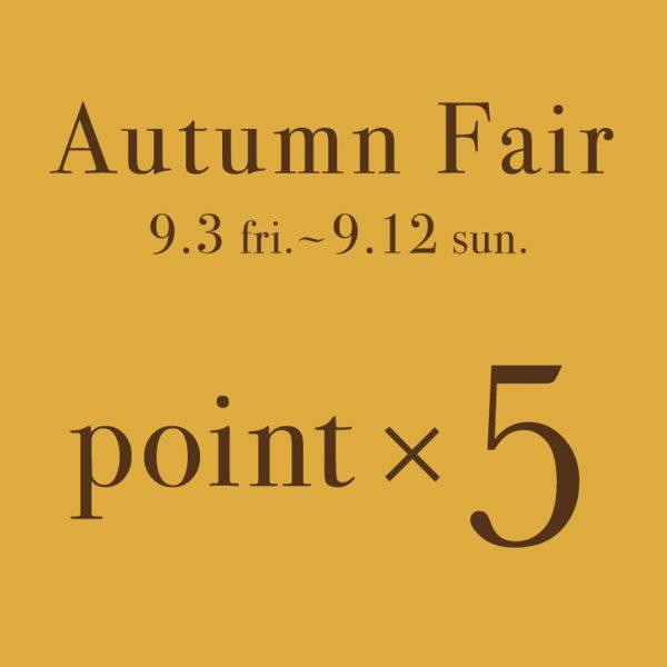 ★Autumn Fair★